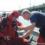 Ocean City Paramedics Preparing to Dive