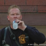 Ocean City MD Paramedic Drinking Water